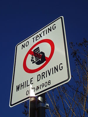 Distracted driving laws quickly changing use of smartphones while driving
