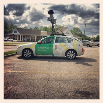 Google Street View Spotted in Pittsburgh!