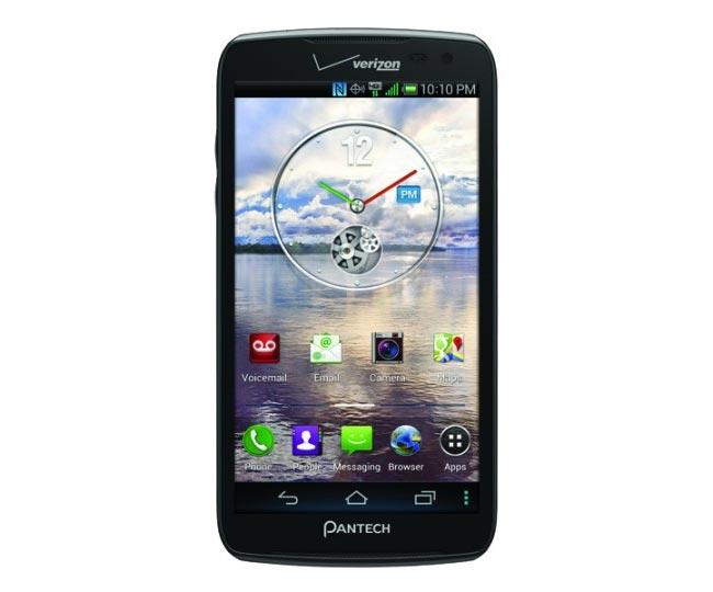 Pantech Perception Now Available On Verizon Wireless