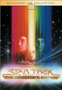 """Cover of """"Star Trek - The Motion Picture:..."""