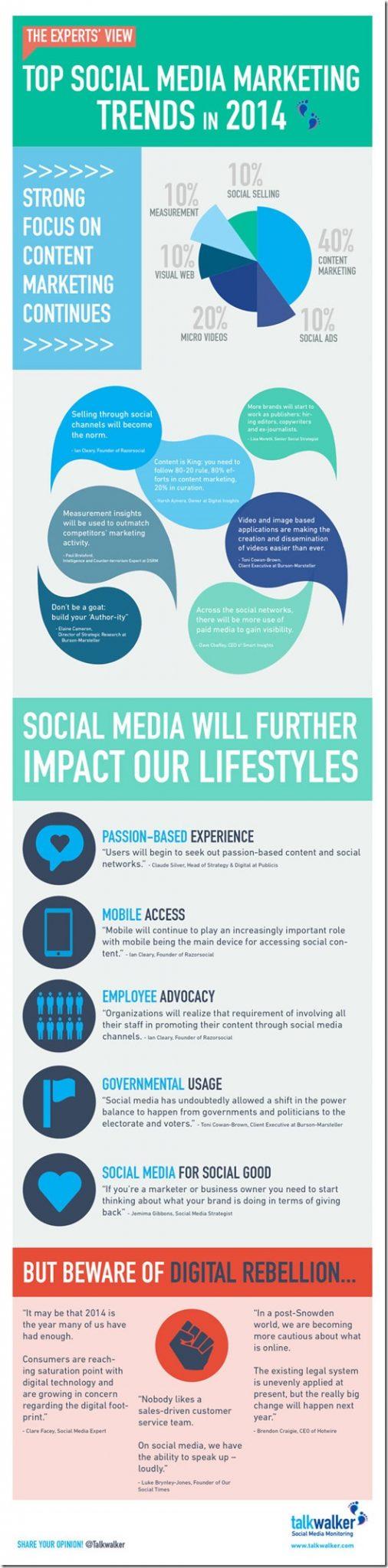 Social-Media-2014-infographic