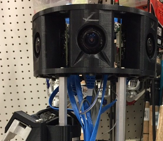 Pittsburgh – CMU / Bossa Nova Robotics Stock Bot spotted at Target