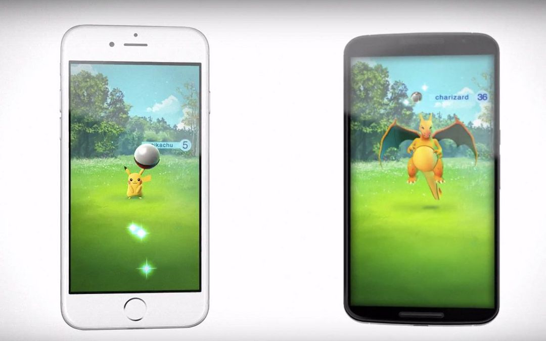 Nintendo Unveils 'Pokémon Go' to the Delight of Children-At-Heart Everywhere