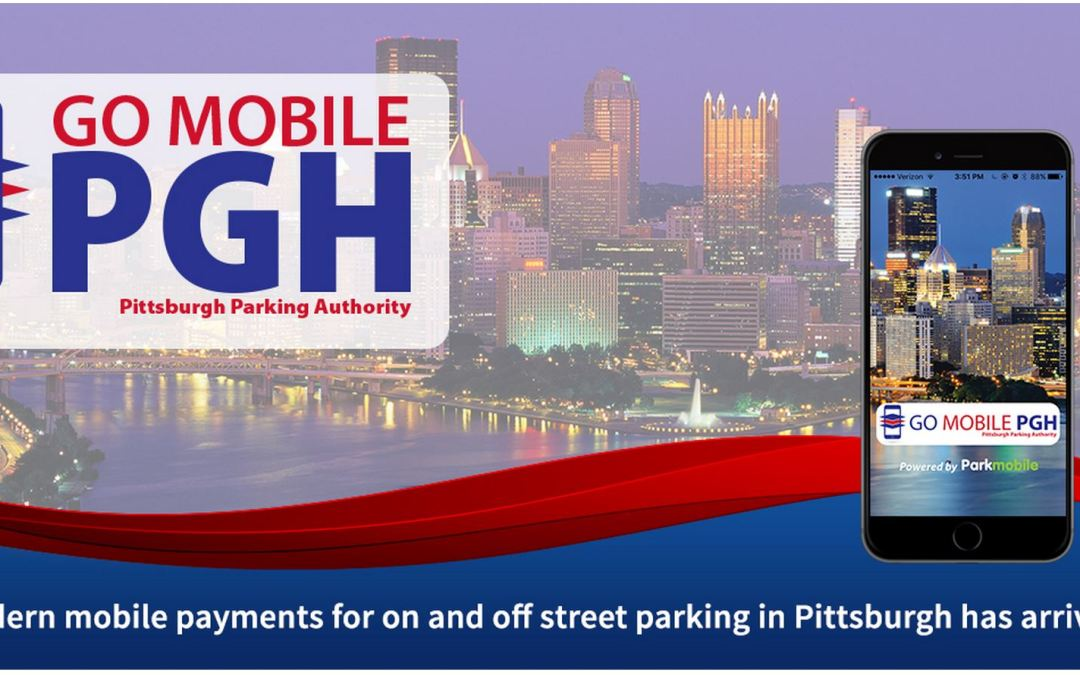 Pittsburgh – now you can pay for (and extend) your parking from your mobile device