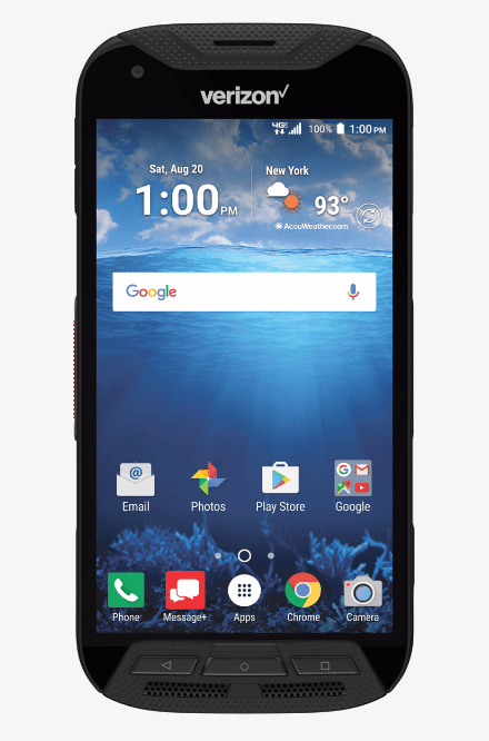 The Kyocera DuraForce PRO is the perfect rugged smartphone for anyone that works hard and plays harder