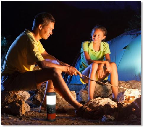 Light Up Summer Nights with ECOXGEAR's New Portable & Powerful EcoLantern, Launching at Outdoor Retailer 2017
