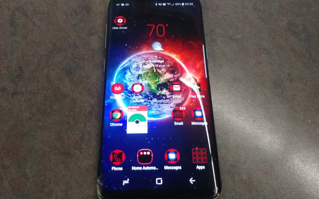 Hands On: Samsung Galaxy S8 for Verizon Wireless