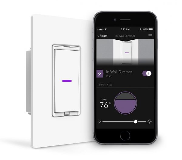 iDevices Further Strengthens its Smart Home Solutions Platform with the iDevices Dimmer Switch
