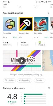App Info New