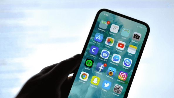 Apple iphone face id hack