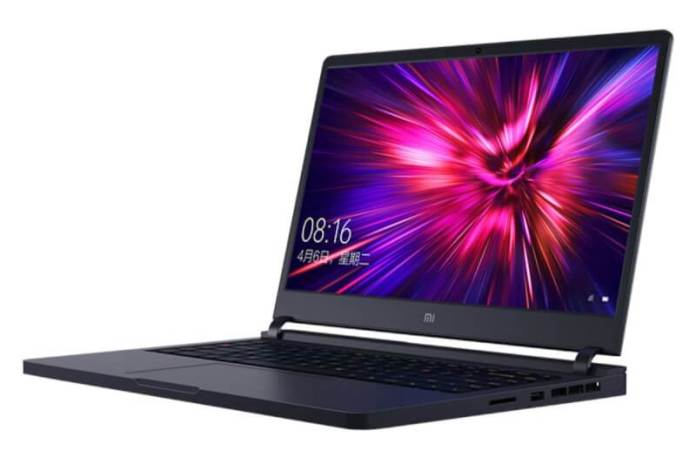 mi gaming laptop 2019 specifications