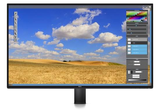 UltraSharp 27 InfinityEdge Monitor (U2717DA)