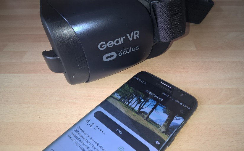 A 360-degree tour on how food is raised. #VR – #AtTheFork #VirtualReality #Food #Oculus
