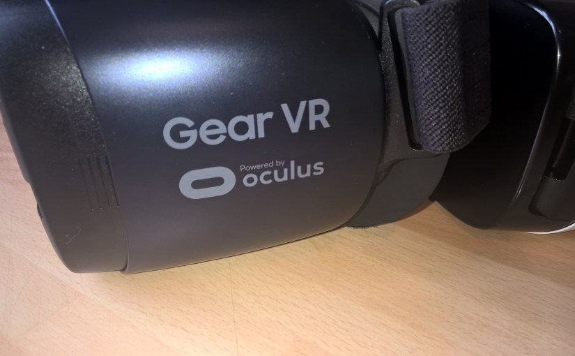 Samsung Gear VR 2016 unboxing and comparison. #Samsung #VR #VirtualReality