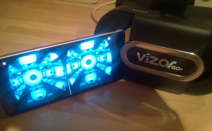 Plunge Into a (Virtual Reality) Black Hole. #VR #Space #VirtualReality #GoogleCardboard