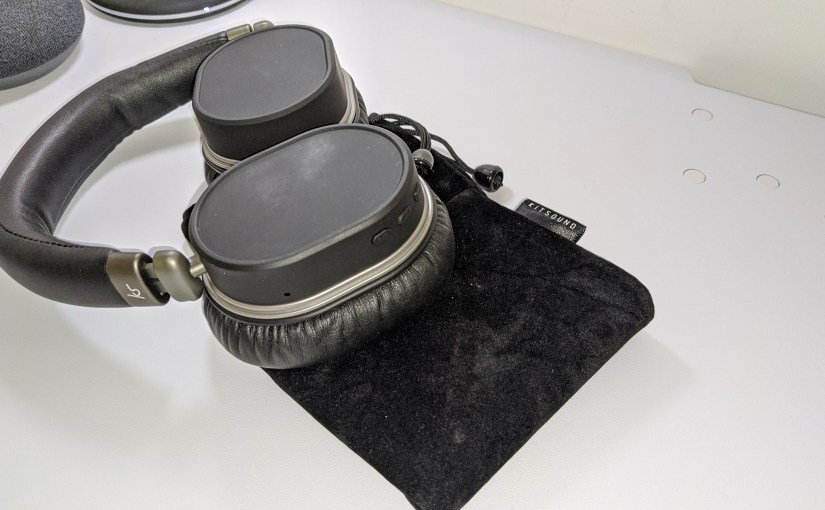 Review – The Kitsound Immerse 75 Wireless ANC headphones. #Tech #Headphones #Kitsound #ANC