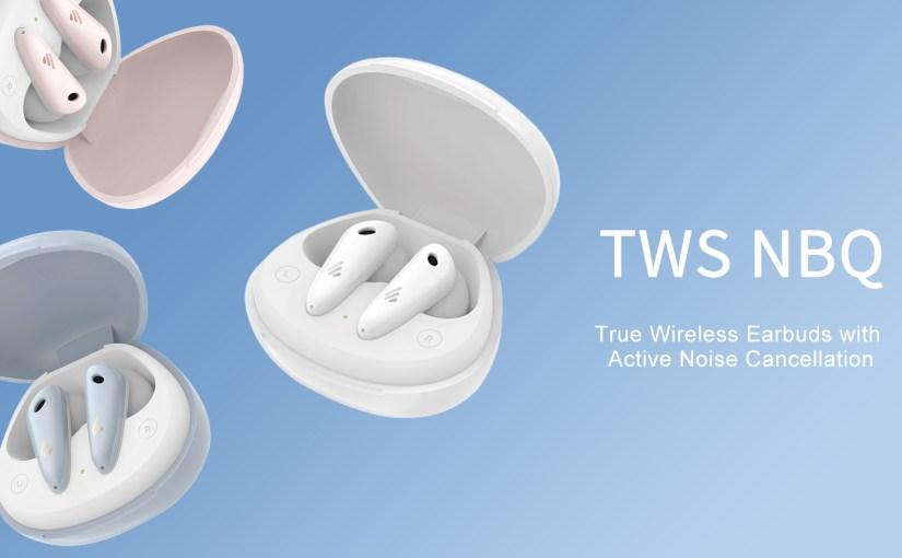Edifier launch the new TWS NBQ. #Edifier #TWSNBQ #Tech