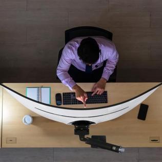Ergotron desk monitor arm