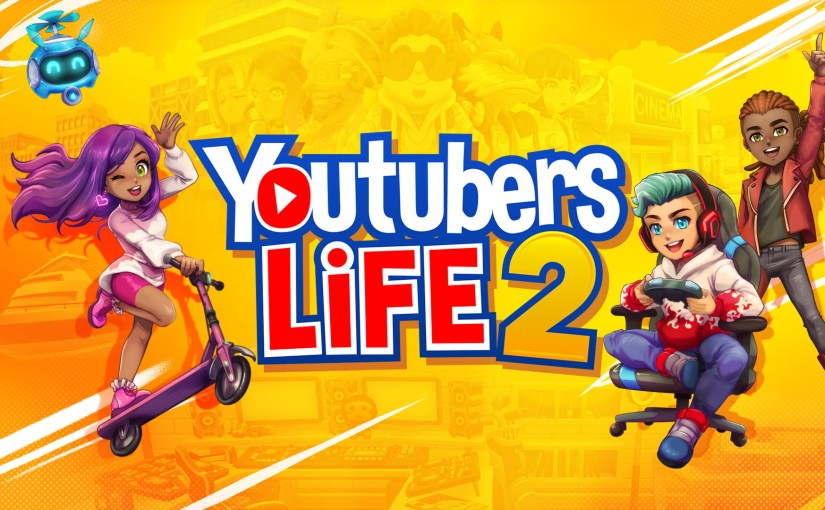 Youtubers Life 2, will launch on PC, PlayStation, Xbox, and Nintendo Switch on Tuesday 19th October, 2021.