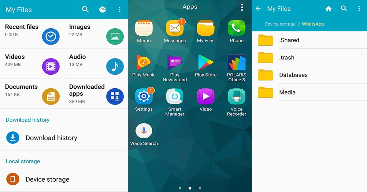How to delete whatsapp backup on android phones
