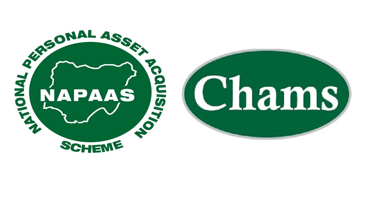NAPAAS PARTNERS WITH CHAMS PLC TO MAKE LIFE EASY FOR EX-MILITARY MEN. | TechCabal