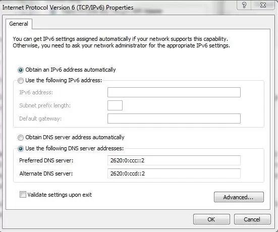 Hack DNS Server