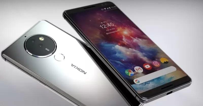 Nokia 8 Pro To Feature Snapdragon 845 & Penta-Lens Camera