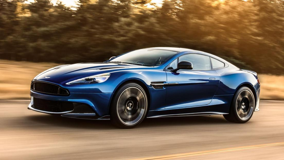 Aston Martin Vanquish S Technology Ideas Cars And More