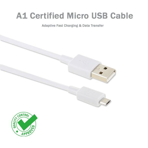 A1 Certified Micro USB Cable Image