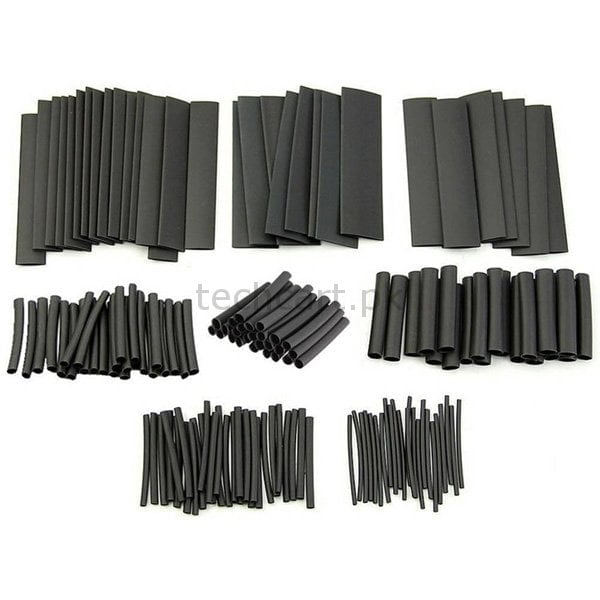 Heat Shrink Sleeving Tube Assortment Kit