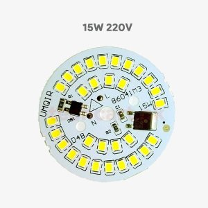 15w led PCB light with driver