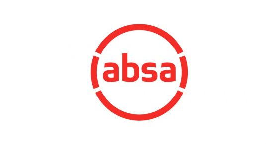 This is Absa's new logo