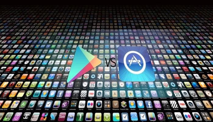 Será mejor dejar de hacer aplicaciones? Qué dicen las cifras del App Store y Google Play?