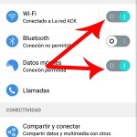 Error de servidor Google Play: Configurar la conexión wifi o de datos