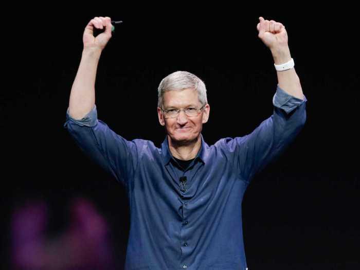 Apple NO está en problemas. ¡No sean exagerados!