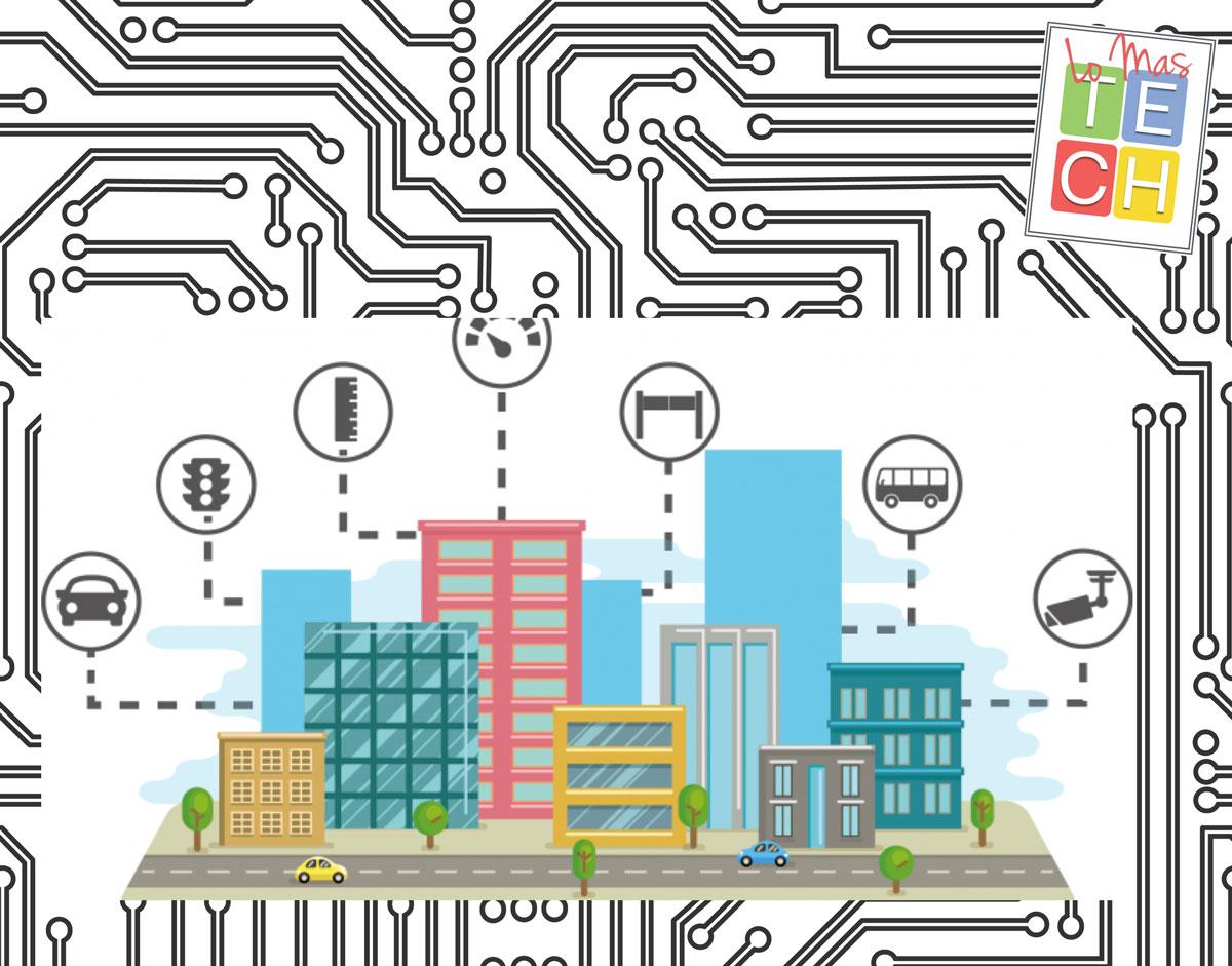 Qué es eso de las #CiudadesInteligentes? #LoMasTECH Ep. 20 - TECHcetera