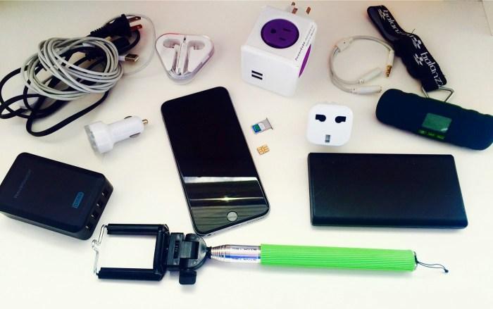 Mis gadgets favoritos de viaje