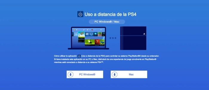 PlayStation ahora va a estar hasta en su #PC!