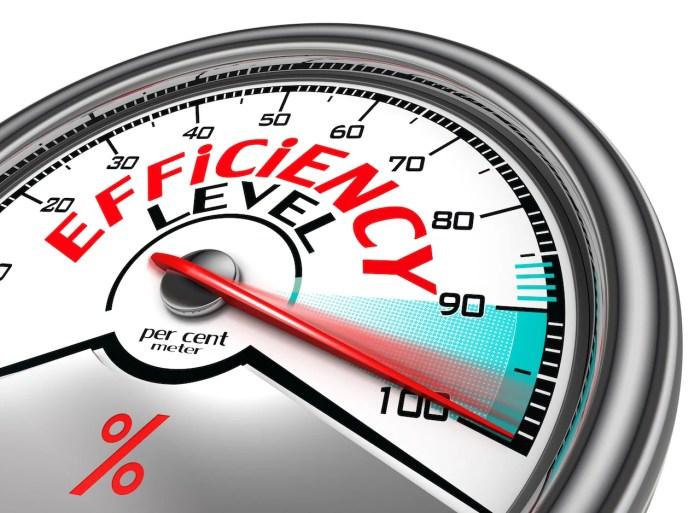 ¿Cómo puedo aumentar la eficiencia de mi organización (y evitar comprar tecnología inútil)?
