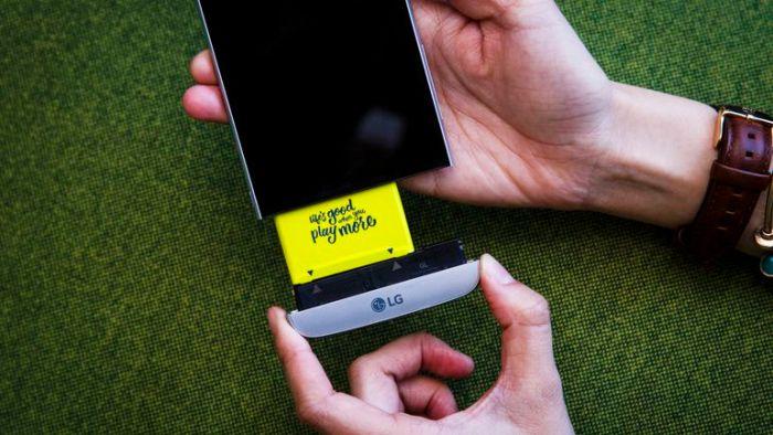 """6e29fee05df LG Mobile se queda sin """"amigos"""" y reporta su peor trimestre de la historia"""