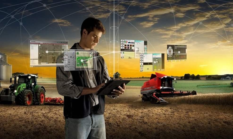 El Internet de las Cosas y la Agricultura de Precisión