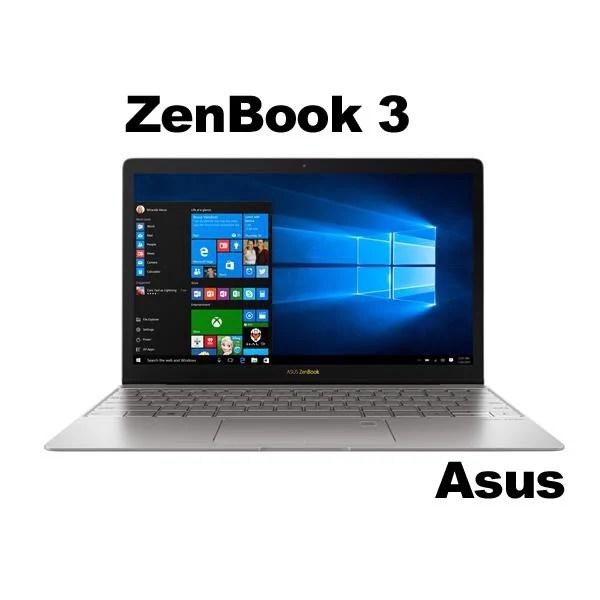 Primera vista al #ZenBook 3 de Asus!