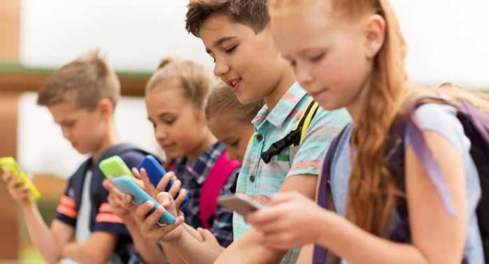 Smartphones – Es cuestión de edad o de acompañamiento?