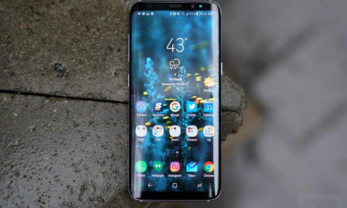 El Galaxy S8 es casi, casi perfecto (evaluación)