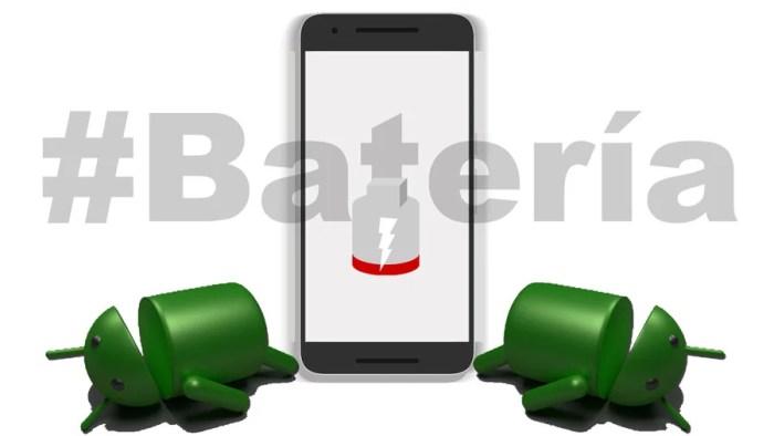Cómo mejorar el rendimiento de la #batería de mi #Android?