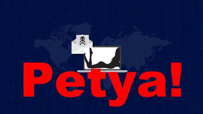#Petya o #NotPetya: Cero y van dos veces…