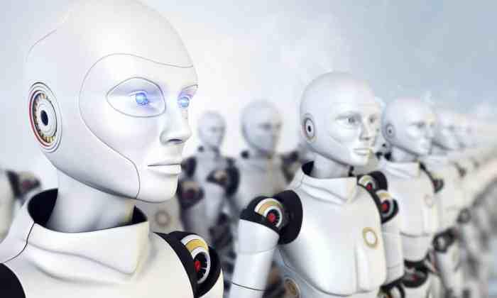 Estos robots generaron 100 mil empleos