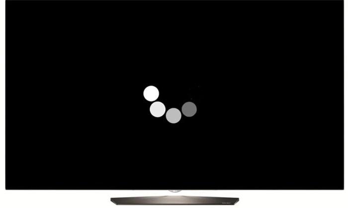 Tv cargando