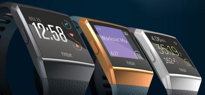 Ionic: Fitbit entra en el mercado de los relojes inteligentes