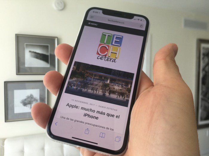 iPhone X – Primera Vista